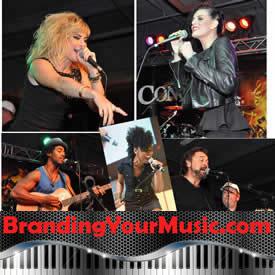 Branding Your Music!